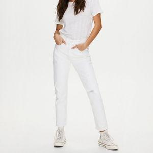 Levi's Distress 501 Jeans